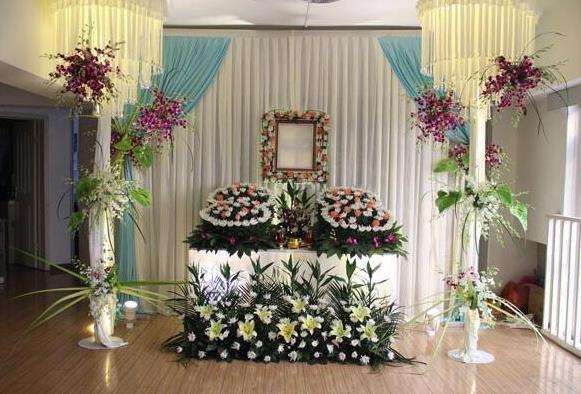 海东殡葬服务